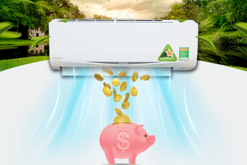 Công nghệ tiết kiệm điện Inverter