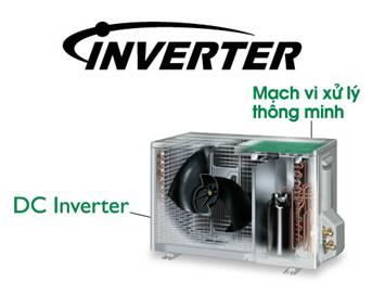 May lanh Mitsubishi Electric GC10VA (Inverter)
