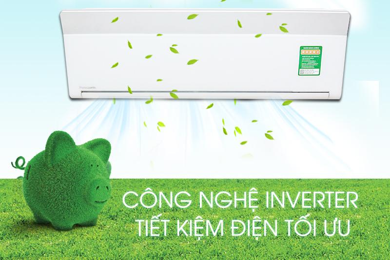 Công nghệ biến tần Inverter giúp tiết kiệm điện tối ưu