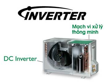 May lanh Panasonic cong nghe inverter bien tan
