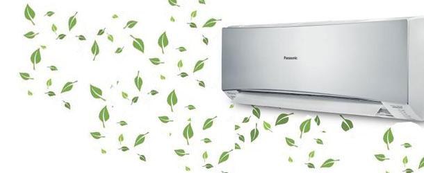 Máy lạnh Panasonic khử ẩm nhẹ
