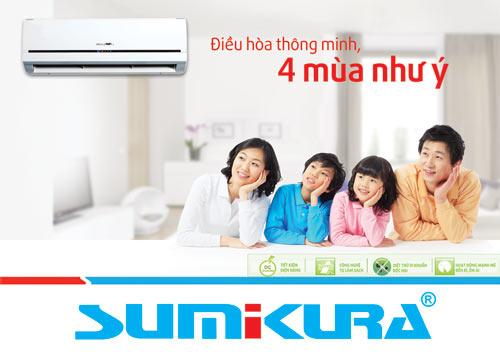 Máy lạnh Sumikura