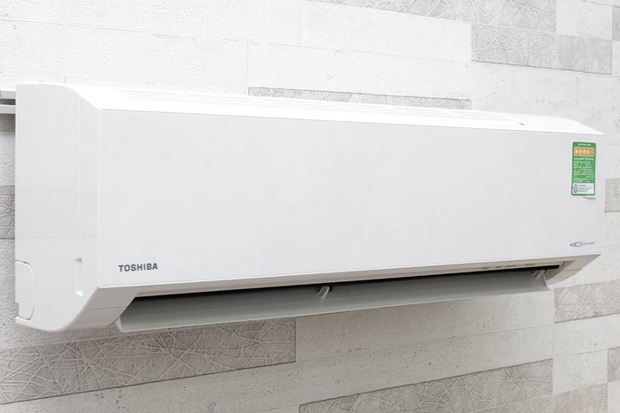May lanh Toshiba Inverter